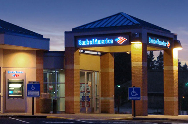 Bank of America Hours of Operation