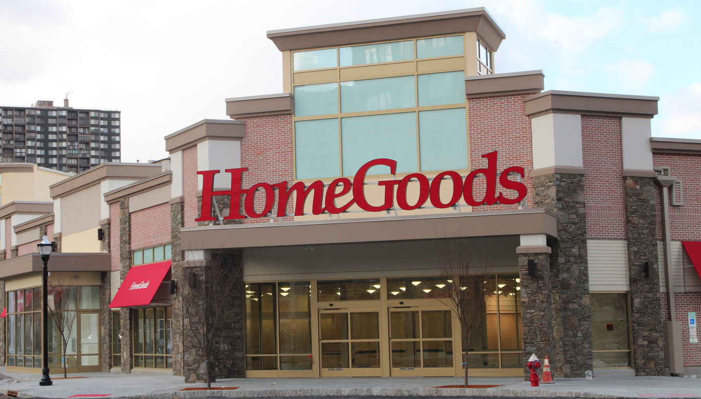 home goods hours what time does home goods close open